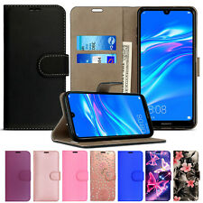 For Huawei Y6s 2019 Phone Case Leather Wallet Book Flip Folio Stand View Cover