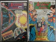 Action Comics #365-366, DC, Superman, Justice League