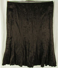Unifarbene Taifun knielange Damenröcke im A-Linie-Stil