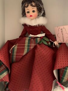 Madame Alexander Doll #38555 Mistletoe & Holly 2004 Collection Lt. Ed. 679/750