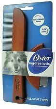 Oster Less Stress comb set - Pet grooming & Flea comb - Ideal for all size Dogs