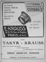 Publicité ancienne verres de lunettes Zeiss Punktal 1943 issue de magazine