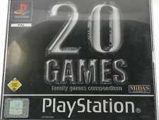 Family Games Compendium - (Sony Playstation 1, 2001) Komplett!