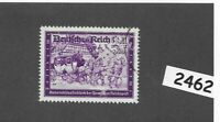 #2462    PF24+PF36 stamp / Hitler's 1941 culture fund / Third Reich WWII Germany