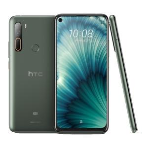 "HTC U20 5G Green Dual SIM 6.8"" 256GB 8GB RAM Octa-core 48MP Phone By FedEx"