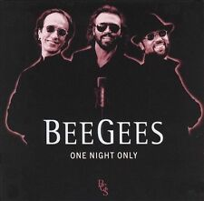One Night Only by Bee Gees (CD, Jun-2002, Virgin EMI (Universal UK))