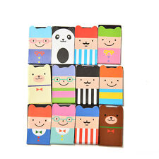 1 Set 4Pcs Bookmarks Note Pad Memo Stationery Book Mark Novelty Funny Gift 3C