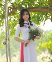 Lady Scarves Natural Silkworm Scarf Women Scarf Bombyx Mori 01 Van Phuc Silk