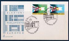 FDC Italie 1979 élection au parlement Européen