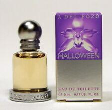 Mini perfume HALLOWEEN JESUS DEL POZO Eau de toilette 5 ml. 0.17 fl.oz.