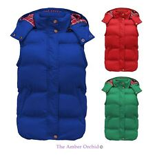 Zip Waist Length Gilet Coats & Jackets for Women