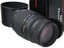 NIKON Sigma DG 70-300mm 4-5.6 D D5300 DF Compatible Built in Motor