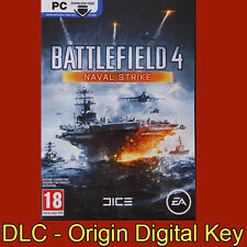BATTLEFIELD 4 NAVAL STRIKE ~ PC GAME ~ DLC only! ~ ORIGIN Download Key