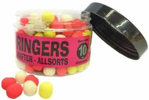 Ringers Boilie Bandems Pellet Wafters All Sorts *MIXED COLOURS* Pay One Postage