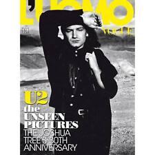 L'uomo Vogue Magazine #479 March 2017 U2 BONO Damien Chazelle Jannis Niewohner