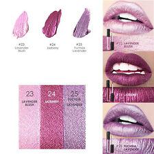 FOCALLURE Metallic Metal Lippenstift LipGloss Liquid Makeup Lippenstift L Cjcj