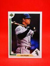 Cartes de baseball chicago white sox