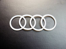 Long Loop O-Ring X 4 replacement for RC Boat Aluminum Cowl / Hatch Lock