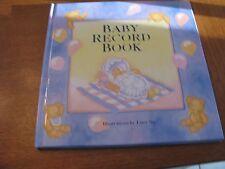 "Memories Book Record baby 1993 england abbeydale press lucy su 9x10"""