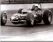 DUANE CARTER-SMOKEY YUNICK SIDECAR 1964 INDY 500 8 X 10 PHOTO