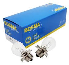 2 x Ampoule de lampe Bosma P26s 6V 20W Premium lampe boule pour phares etc