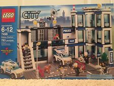 LEGO City Police Station (60047) - Brand New. Never Opened. 100% Complete.
