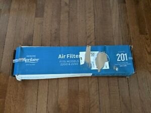 NEW APRILAIRE / SPACEGUARD OEM 201 FILTER FOR 2200/2250