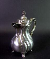 seltene Kakaokanne  - 835er Silber - Fa.Bruckmann - 330gr