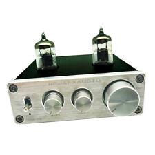 Preamplificador de Altavoz Amplificador de Auriculares de Tubo de Válvula