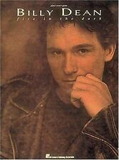 Billy Dean : Fire in the Dark (1993, Paperback)  New Old Stock