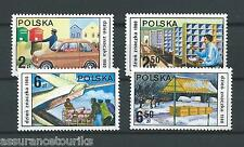 POLOGNE - 1980 YT 2532 à 2535 - NEUFS** LUXE