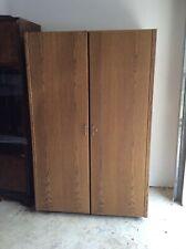 Double -Door Bottle Oak Wine Cabinet with Breezaire Cooling Unit