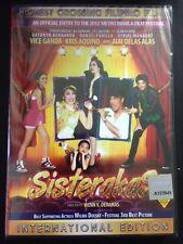 Sisterakas Filipino Dvd