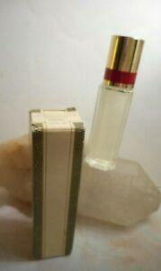 """Avon Satin Cologne Rollette """"Foxfire"""" .33 fl.oz. in original box"""