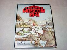 SGP Strategic Games Pub - At the Gates of Moscow 1941 - German Assault on Moscow