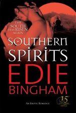 Southern Spirits by Edie Bingham  .  .   Black Lace .  Crime/paranormal/erotic