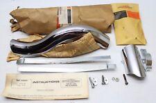 Genuine OEM 1965-69 FLH Shovelhead REAR HEADER PIPE HEAT SHIELD 65560-65 NOS