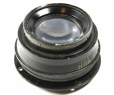 Antique ILEX PARAGON ANASTIGMAT lens FL 6 1/2 INCH Speed f/4.5