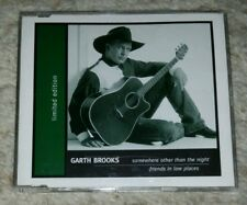 Garth Brooks - Somewhere Other Than The Night - UK promo CD Single