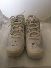 outlet store 070a2 07b5c Nike Womens Lunar Ballistec 1.5 Tennis Shoes Sneakers White 705291-101 Sz  8.5