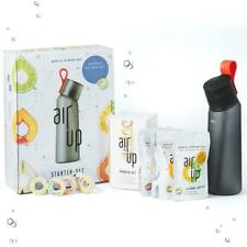 Air Up® Starter-Set 650ml Trinkflasche | BPA frei | inkl. 5x Aroma Pods | Neu