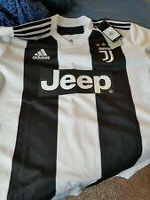 Adidas Juventus 18/19 Ronaldo Jersey Large New with tags