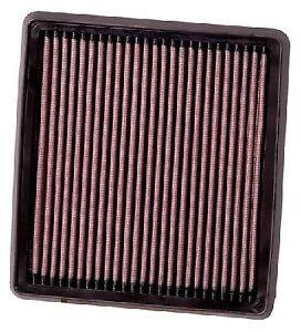 K&N Hi-Flow Performance Air Filter 33-2935 fits Opel Corsa 1.4, 1.6 Turbo