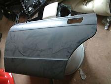 xj40 93 model nearside rear door skin