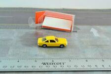Euro Model Opel Manta Car Yellow 1:87 Scale HO (HO18)