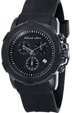 Gents Black Dice Vibe Chronograph Watch BD-066-02 Brand New In Box Original