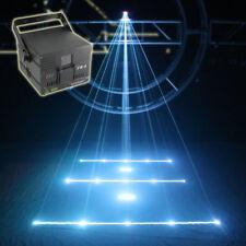 2W White beam Animation Laser Light DMX ILDA DJ Party Club Stage Lighting 2000mW