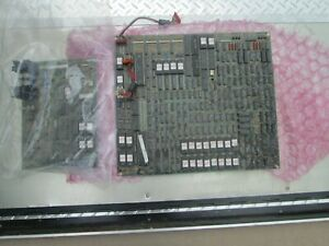 Cyberball 2072 Atari pcb and sound pcb  board  Arcade Game From old warehouse