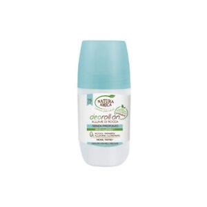 NATURA AMICA - Neutral 0% Alcohol Deodorant Roll 75ML - 8017116504058