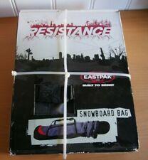 EASTPAK Snowboard Bag NEW Built to Last Mute N31 Resistance Coal 79L Kit